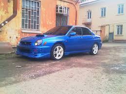 2002 subaru impreza wrx sti for sale gasoline manual for sale
