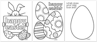 27 kids easter games coloring sheets printables tip junkie