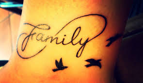 family i like this one but not the birds tattoos