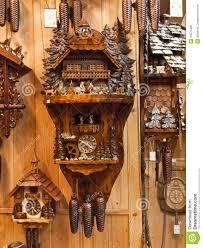Cuckoo Clock Germany Cuckoo Clock Stock Photo Image 43579428