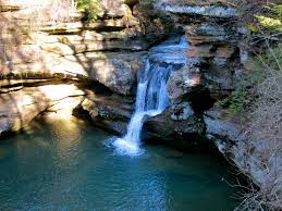Ohio Waterfalls Map by Stumbles Off The Map Hocking Hills State Park And State Forest