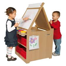 Step 2 Art Desk by Anatex Deluxe Mini Cube Activity Center Hayneedle