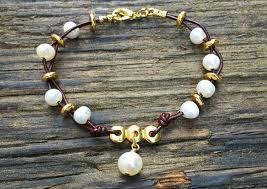 pearl bracelet styles images Pearl bracelet kits jpg