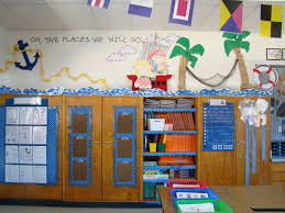 Sailing Through 1st Grade Classroom Tour Linky Party
