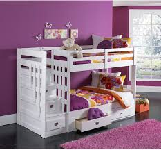 bedroom exciting bunk beds with stairs for inspiring bedroom
