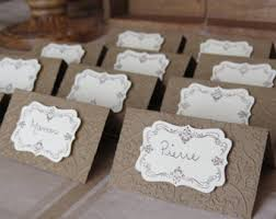 Placecards Wedding Place Cards Etsy Ca
