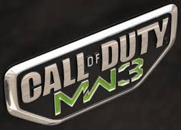 Call Of Duty Mw3 Badge Decal For Jeep Wranglers Mopar 68148003aa