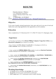 good resume exles australia flag electrician cover letter responsibilities of an maintenance job
