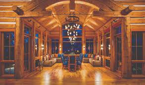 kitchen log cabin interior design enchanting home cool ideas room