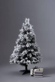 buy 3ft flocked tree from the next uk shop