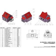 3d printed kame house from dragon ball album on imgur