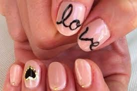 26 ridiculously sweet valentine u0027s day nail art designs