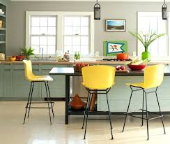 interior design ideas for kitchen color schemes yellow kitchen accents view in gallery accent color for kitchen bar