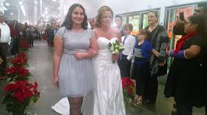 428 Best Images About Wedding California Couple Gets Married In The Frozen Food Aisle Of Costco