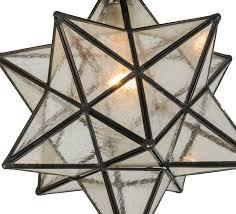 Moravian Light Fixtures by Meyda 150958 Moravian Star Flush Mount Ceiling Fixture