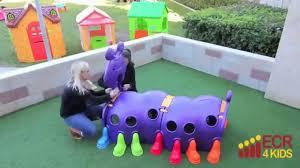 kids outdoor toys ecr4kids peek a boo caterpillar climbing