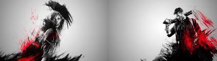 bioshock infinite dual monitor wallpaper by metlyftw free