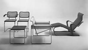 Marcel Breuer Chairs Knoll