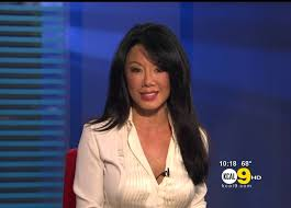 news anchor in la hair news anchors who will make your jaw drop