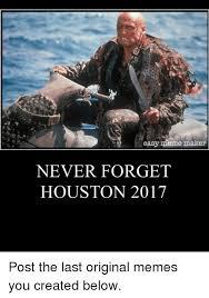 Easy Meme Maker - easy meme maker never forget houston 2017 meme on me me
