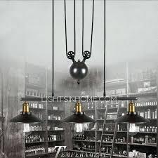 industrial pulley pendant light industrial pulley light pulley light industrial light steunk