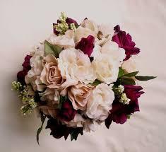 silk wedding bouquets 25 silk wedding bouquets ideas on silk wedding