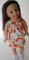 american doll clothes easy doll dress to sew skip to my lou