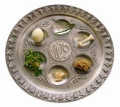 passover plate passover seder plate stock image image of afikoman plate 2170925