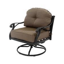 El Patio Furniture by Castle Rock Swivel Chair El Dorado Furniture
