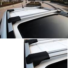 Car Top Carrier Cross Bars For Nissan X Trail 2008 2016 Cargo Top Roof Rack Cross Bars