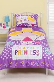Single Bed Duvet Ben And U0026 Holly I U0027m A Fairy Princess Single Bed Quilt Duvet Cover