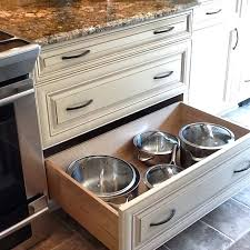 kitchen cabinet drawers dimensions drawer front hardware