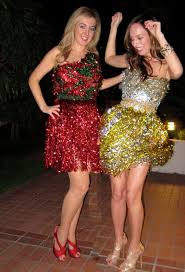 Stunning Christmas Party Dresses for Trendy Girls  Designers