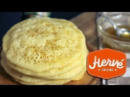 crepes herv cuisine recette des crêpes aux mille trous ou baghrir hervecuisine com