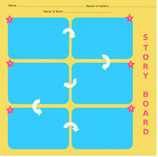 9 of the best storyboard templates and creative story writing