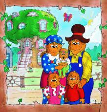Berenstein Bears Books The Big Honey Hunt The Berenstain Bears Blog