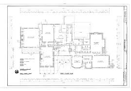 ranch house floor plan file floor plan lyndon b johnson ranch house park road