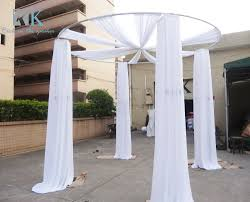 wedding backdrop stand portable pipe and drape wedding backdrop stand pipe and drape kits