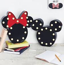 primark sell mickey minnie led lights 12