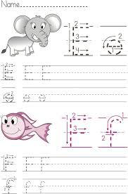 free abc worksheets for kindergarten koogra