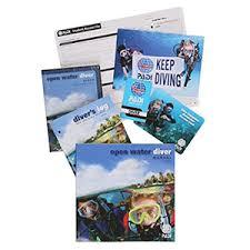 Padi Dive Table by Padi Open Water Diver Crewpack With Rdp Table German Tenerife