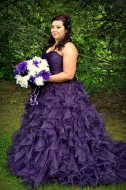 purple wedding dress purple wedding dress custom made to your measurements by award
