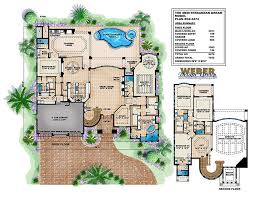 home floor plans with photos golf course house plans floor plans designed for golf course views