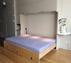 Modern White Queen Bed Bedroom Modern Bedroom Design With Elegant Murphy Bed Ikea And