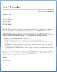 Security Officer Sample Resume by Chief Security Officer Cover Letter Sample Fresher