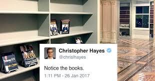 United States Bookshelf Twitter Reacts To Leaked Image Of This Tragic Bookshelf In Trump