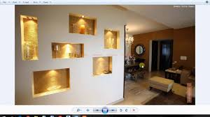 Recessed Wall Niche Decorating Ideas Wall Niche Family Youtube