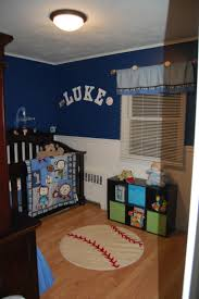 baby boy nursery sports monkey blue my creations visions and