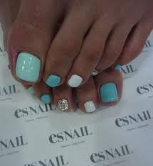 best 25 mint toe nails ideas only on pinterest mint toes cute