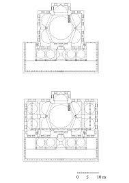 floor plan of a mosque atik valide külliyesi floor plan of mosque showing the second